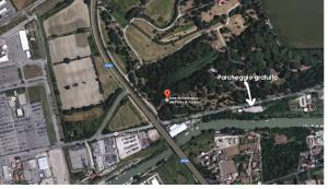Mappa porto di Traiano